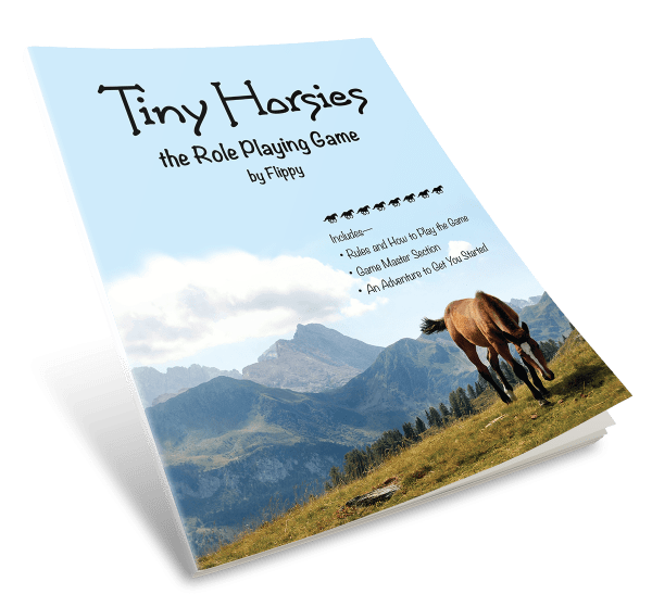Tiny Horsies: The Role Playing Game