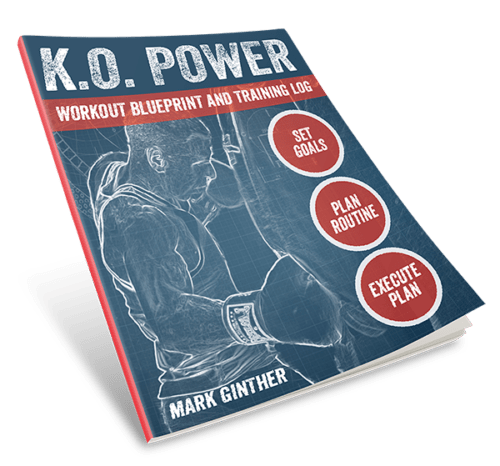 K.O. Power Workout Blueprint and Training Log